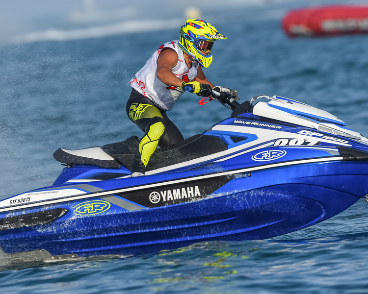 Thomas  Favolini - P1 AquaX Rider