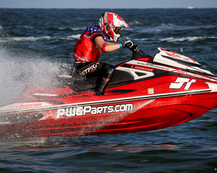 Joe  Johnson - P1 AquaX Rider