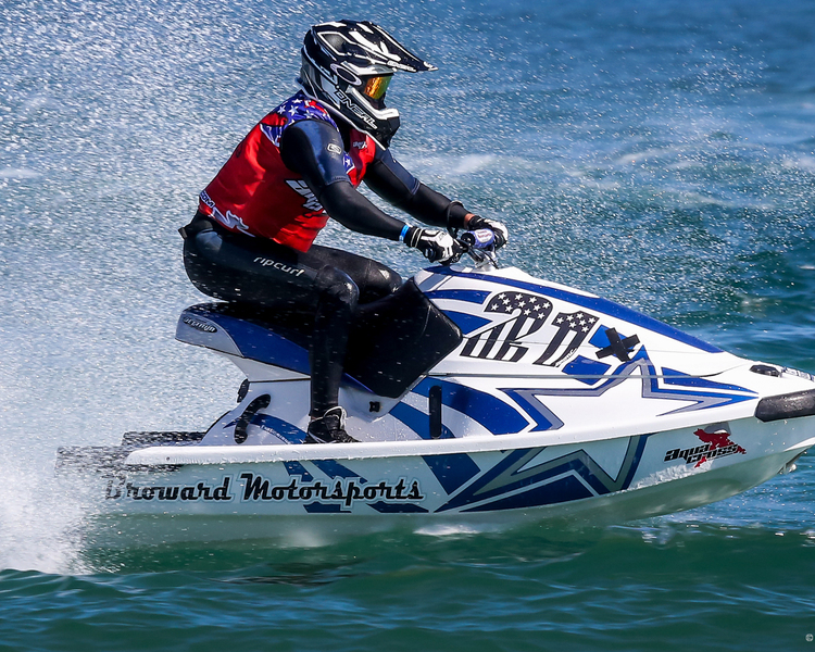Craig Rice - P1 AquaX Rider