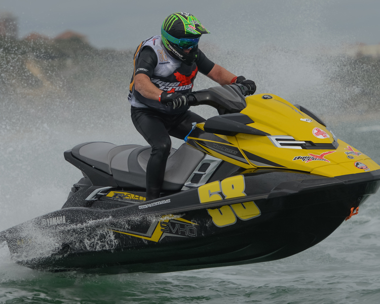 Barry Gibson - P1 AquaX Rider