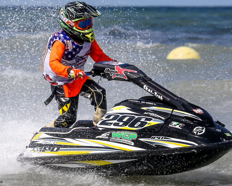 Haden Skellett - P1 AquaX Rider