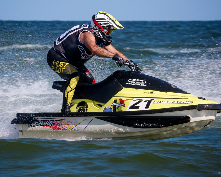 Mark Landis - P1 AquaX Rider