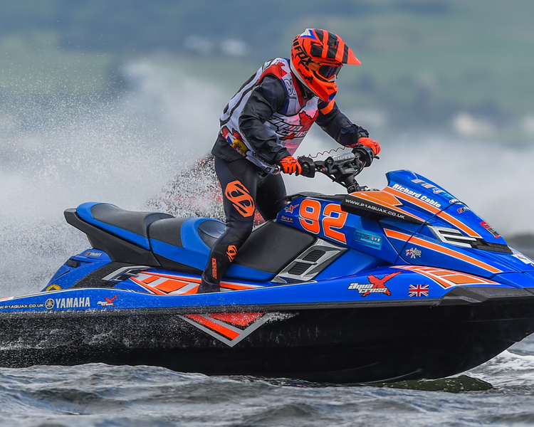 Richard Cable - P1 AquaX Rider