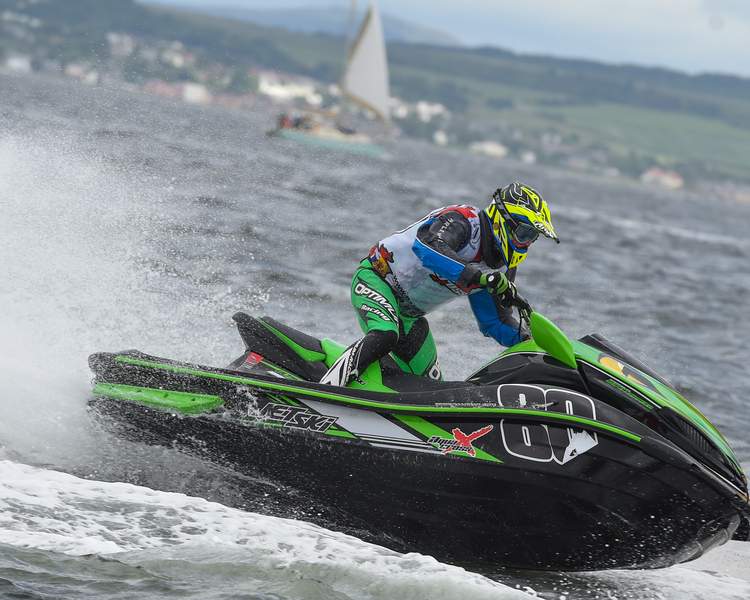 David Coe - P1 AquaX Rider