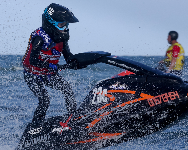 Jack  Poisson - P1 AquaX Rider