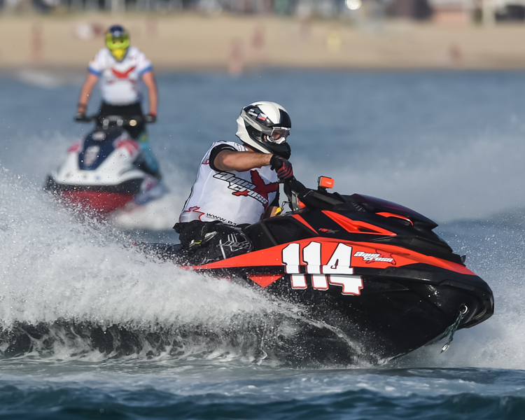Jan Forman - P1 AquaX Rider
