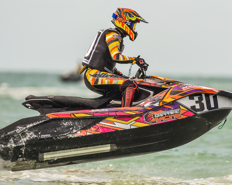 Ryan Willows - P1 AquaX Rider