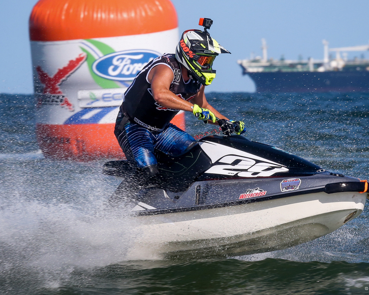 Thomas Skellett - P1 AquaX Rider