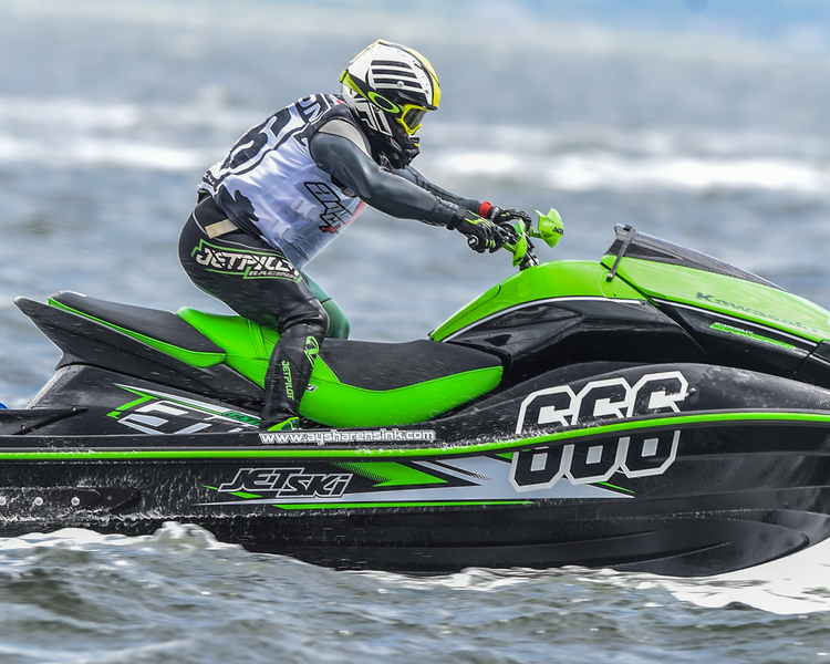 Russell Marmon - P1 AquaX Rider