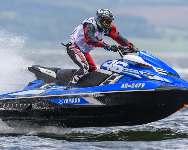 Tim Batte  - P1 AquaX Rider