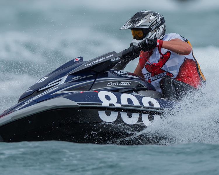 Andy Collins - P1 AquaX Rider