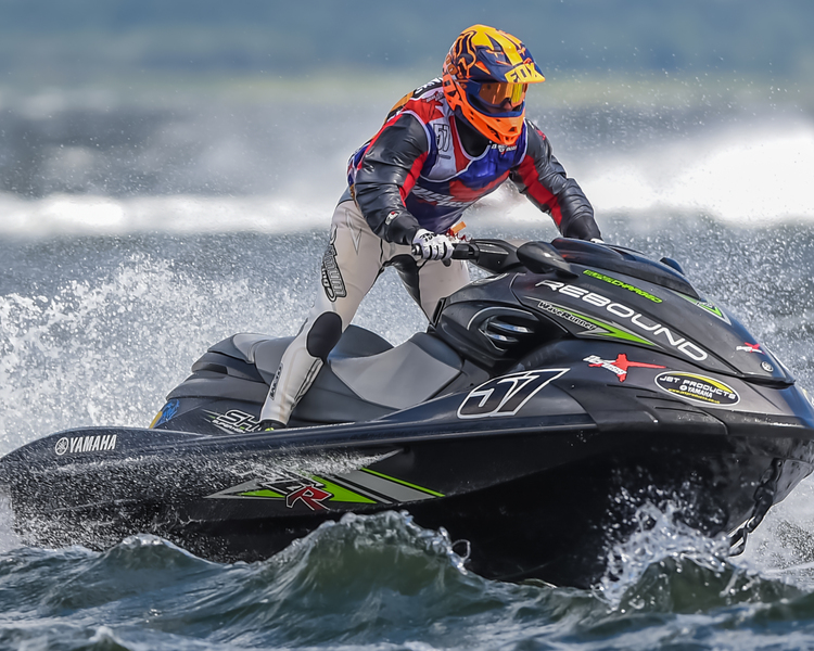 Nick Brockbanks - P1 AquaX Rider