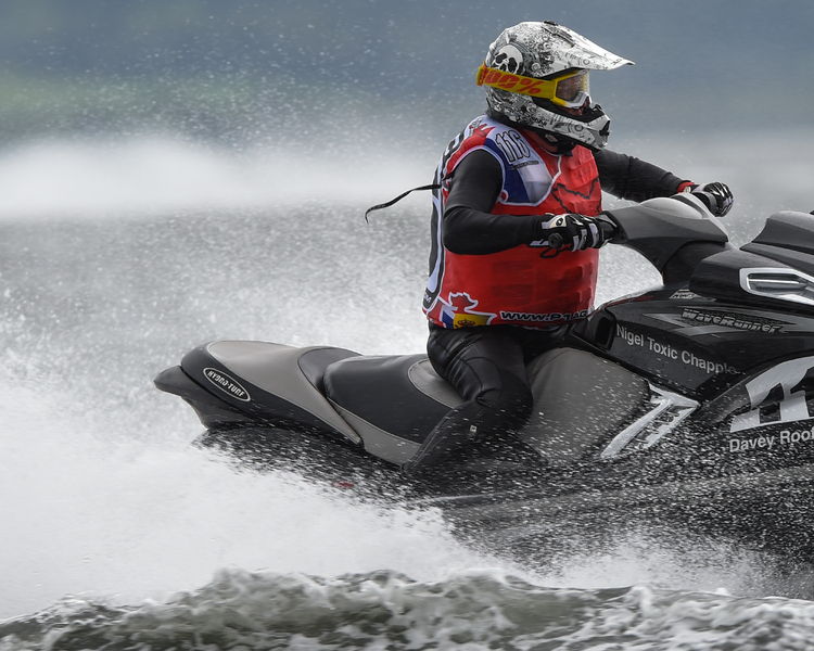 Nigel Chapple - P1 AquaX Rider