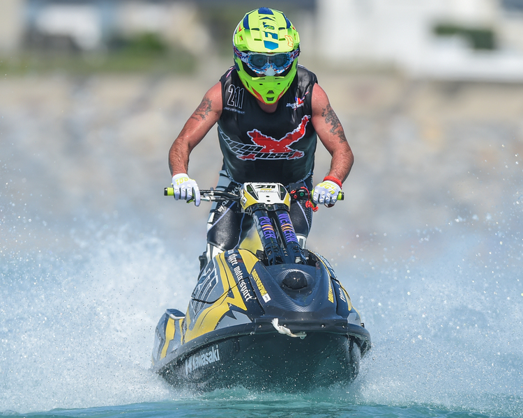 Richard Davey - P1 AquaX Rider