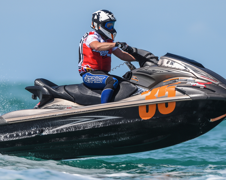 David Lee - P1 AquaX Rider