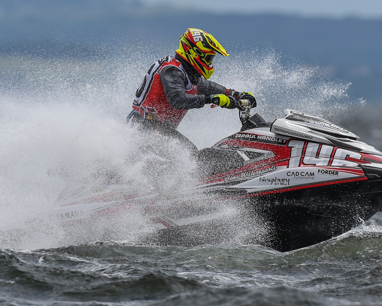 Paul Handley - P1 AquaX Rider