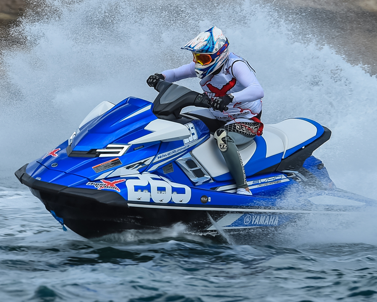 Perry Field - P1 AquaX Rider