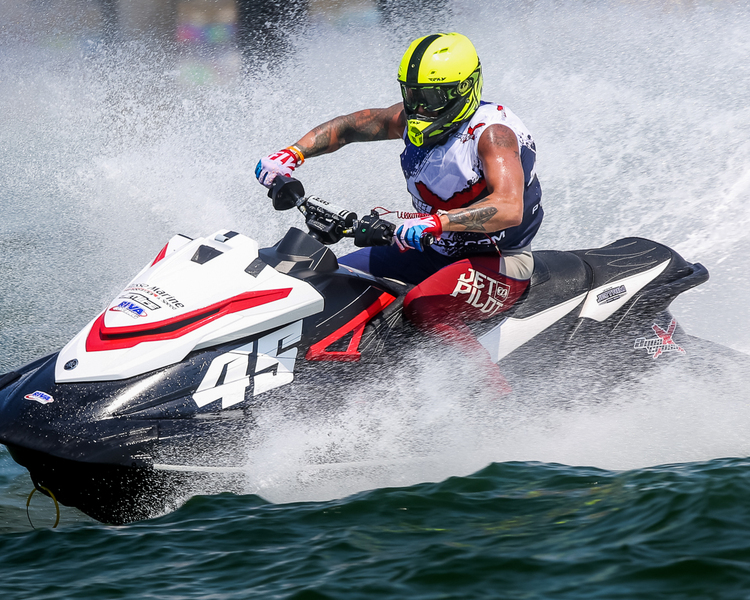 Nigel Williams - P1 AquaX Rider