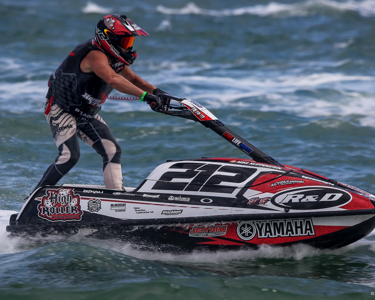 Mike Klippenstein - P1 AquaX Rider