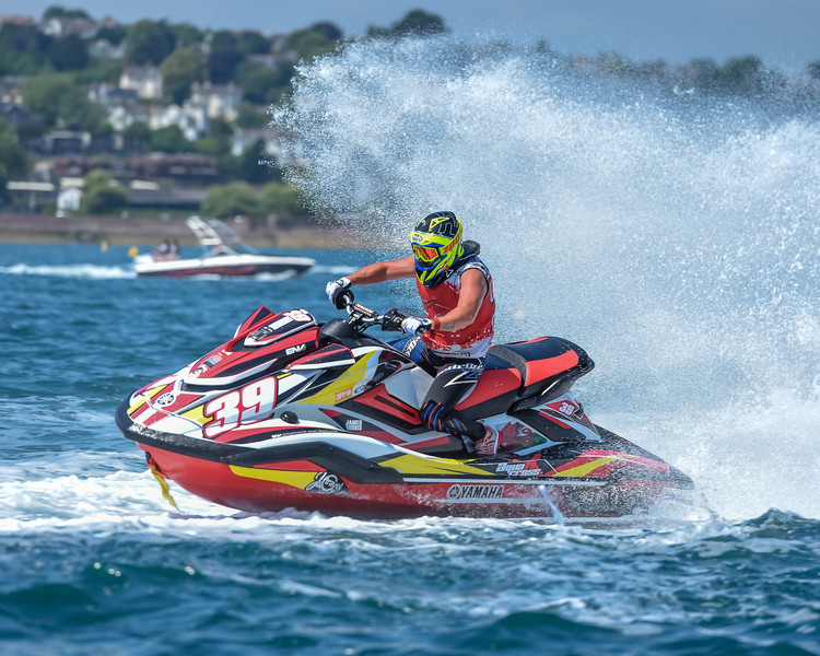 James Roberts - P1 AquaX Rider