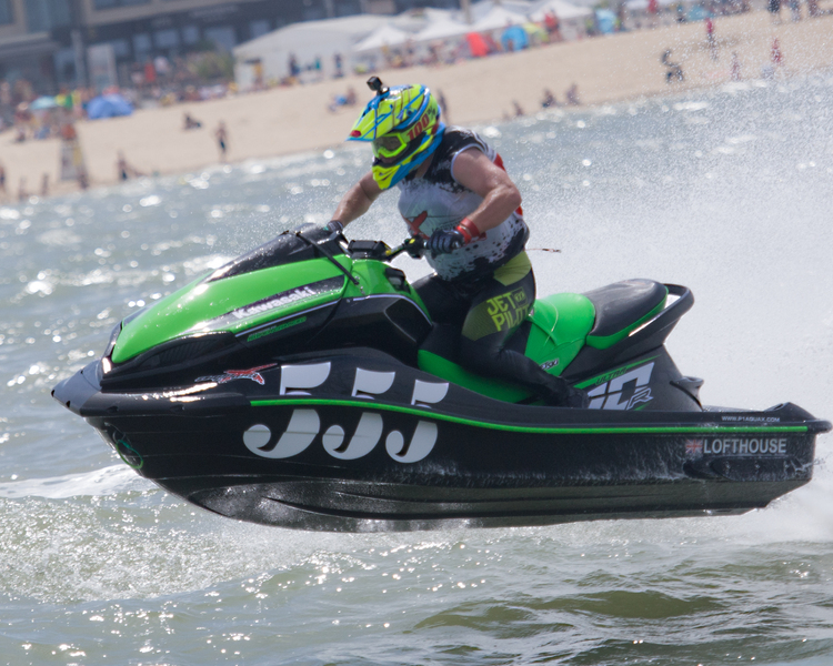 Carl Lofthouse - P1 AquaX Rider