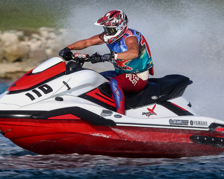 Troy Snyder - P1 AquaX Rider