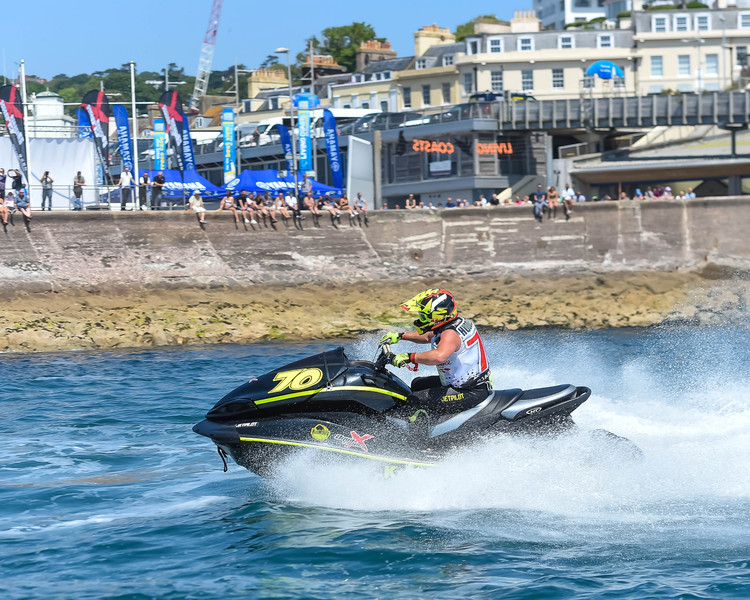 David Huddleston - P1 AquaX Rider