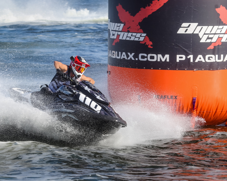 Tory Snyder - P1 AquaX Rider