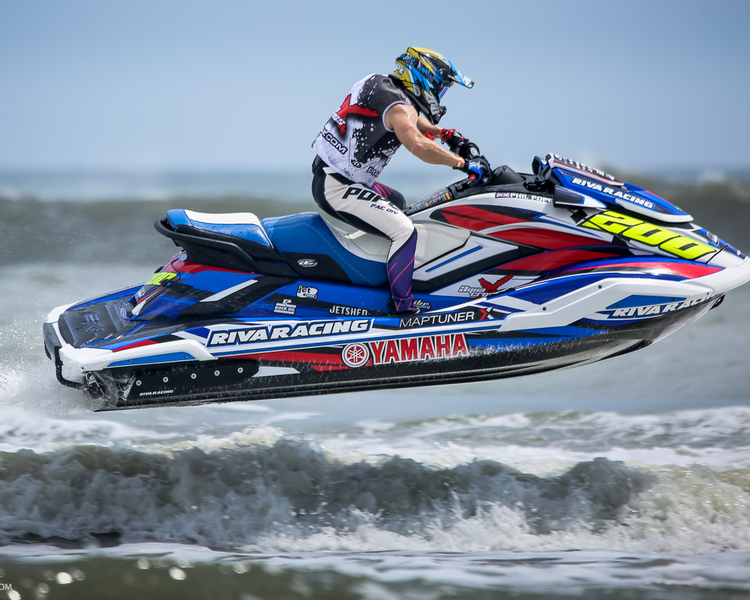 Phil Pope - P1 AquaX Rider