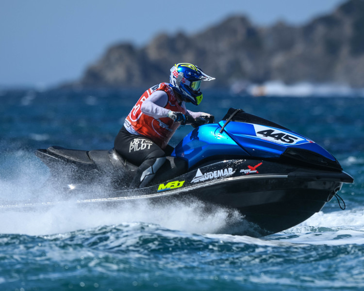 Mike Testa - P1 AquaX Rider