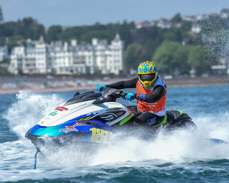 Ethan Winchester - P1 AquaX Rider