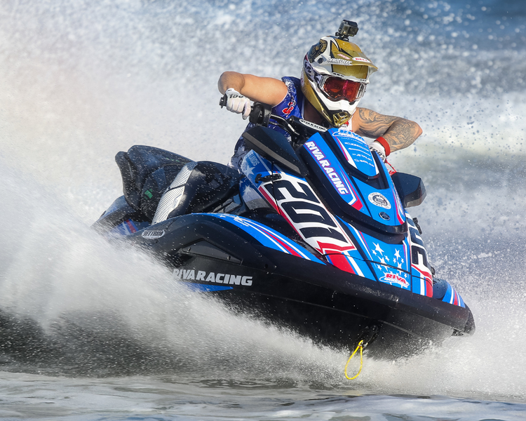 Christopher Landis - P1 AquaX Rider