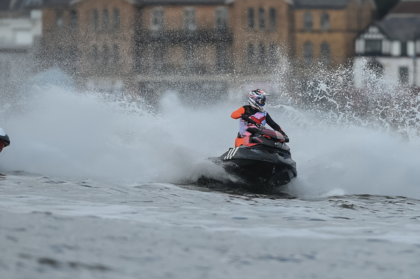 Scarborough - P1 AquaX Race Venue