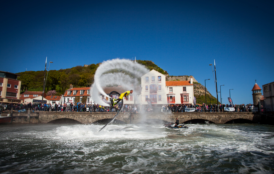 <strong>Sonnie Bean</strong> to fly the flag for Britain at the <strong>2016 Flyboard European Championships</strong>