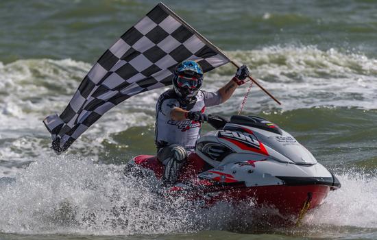 P1 AquaX UK celebrates its 2016 champions