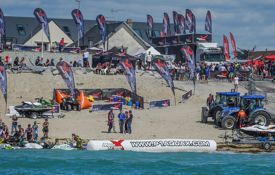 P1 AquaX riders to invade Normandy next month