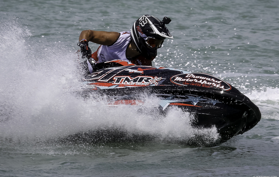 Kawasaki supporting P1 AquaX for the fourth year running!