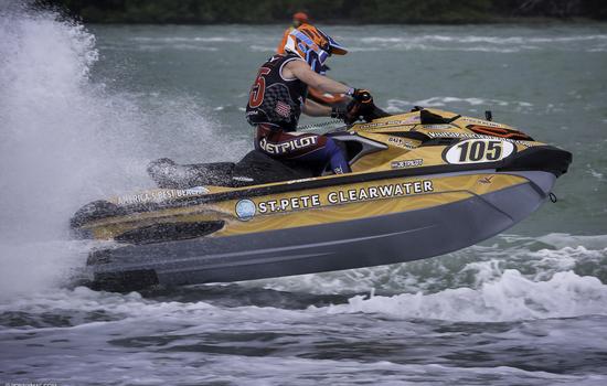 P1 AquaX Racing Returns to Daytona Beach This Weekend