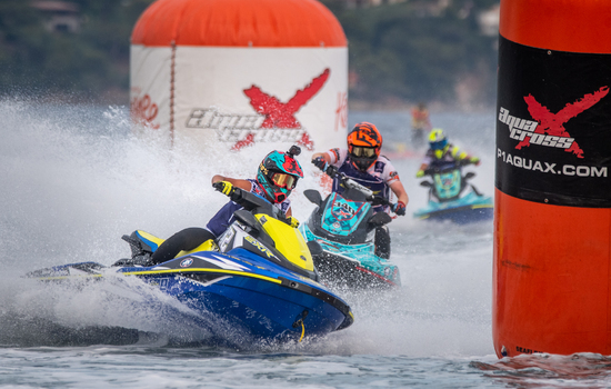Yamaha EX/EXR CUP  - Cavalaire Report
