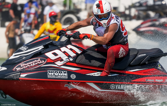 Francis returns to top spot in P1 AquaX World Rankings