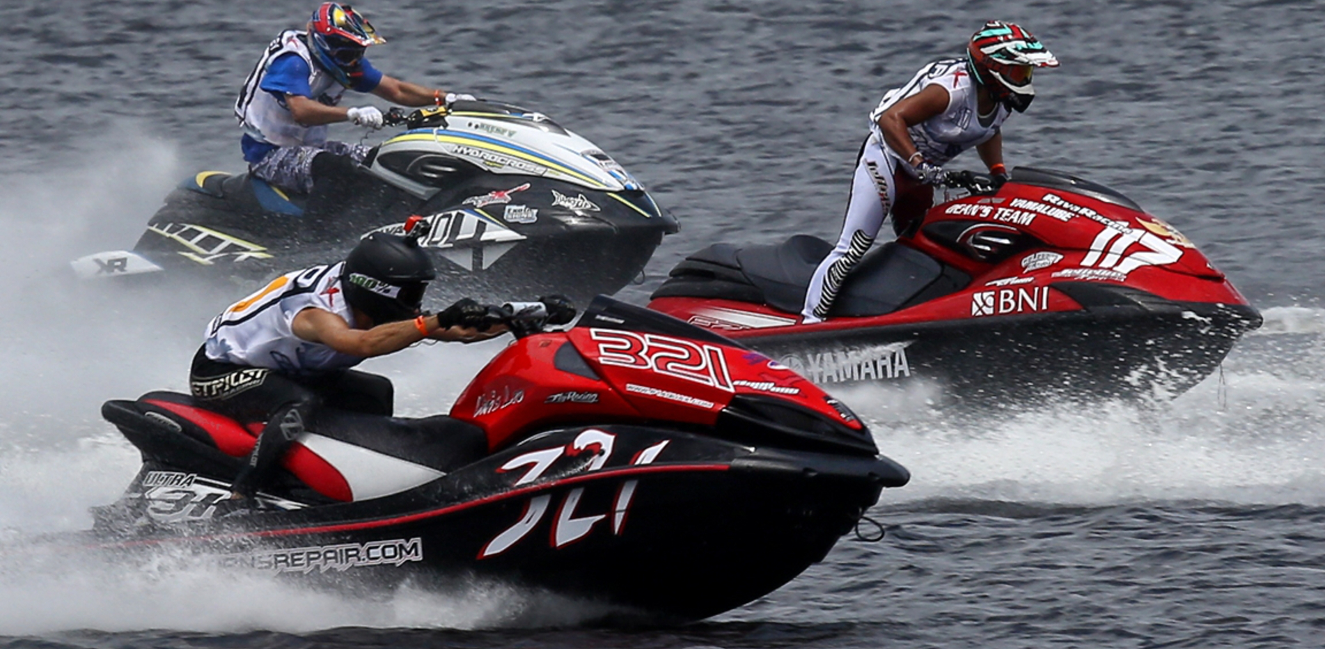P1 AquaX - The World's Most Exciting JetSki Competitions!
