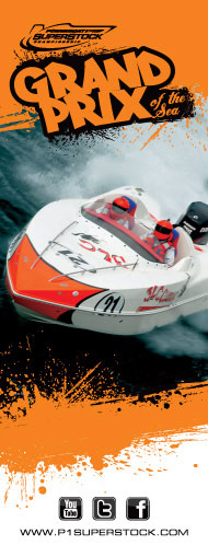 P1 Superstock - Powerboat Racing!