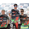 Kawasaki riders dominate round 2 of the P1 AquaX UK Championship.